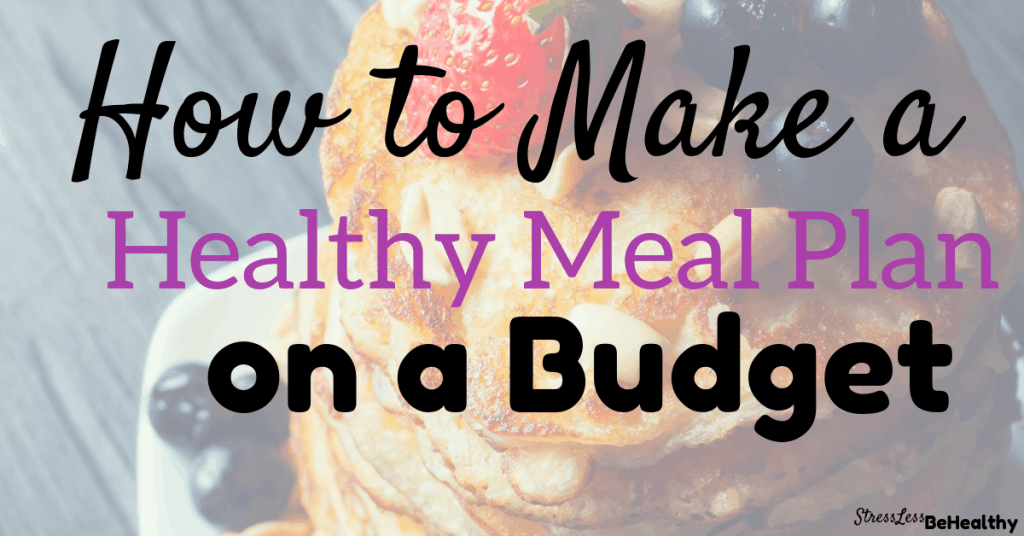 Want to eat healthy but don't think it will fit in your families budget? Think again! Use this step by step guide to eat healthy when meal planning weekly, biweekly, or monthly. (This works for whatever size family you have, for 2, for 4, for 6, it doesn't matter.) This guide is easy to implement and allows you to choose kid friendly meals; it starts with finding your grocery budget, to making grocery lists, all the way to meal prepping!