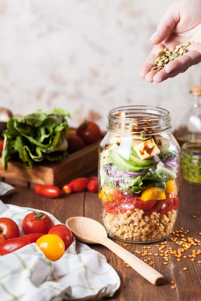 Ever hope Your Healthy New Year's Resolution would stick all year round? Learn what you need to have a healthy new year and eat well all year long! #newyear #newyearsresolutions #health #mealplan #stresslessbehealthy