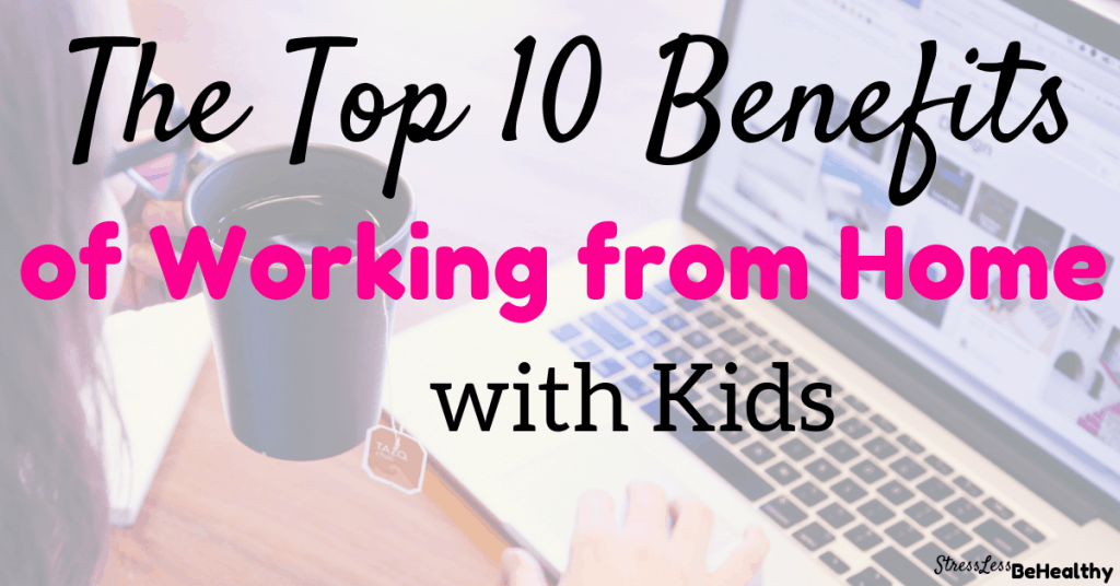 Have you been thinking about working from home with kids, but unsure if it'd be worth it? Find out some of the top benefits of being a work at home mom; from earning extra cash to sticking to a schedule or routines with your kids (and yourself). Love your life, grow your own business, and get to stay home with you kids; who wouldn't want that!