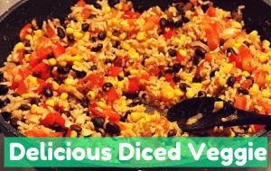 vegan burrito recipe