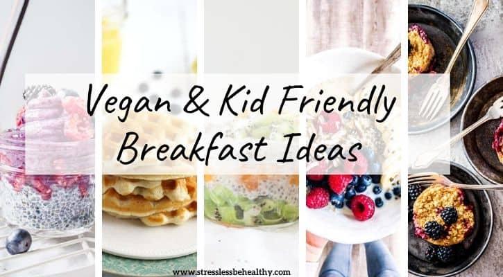 breakfast for school mornings