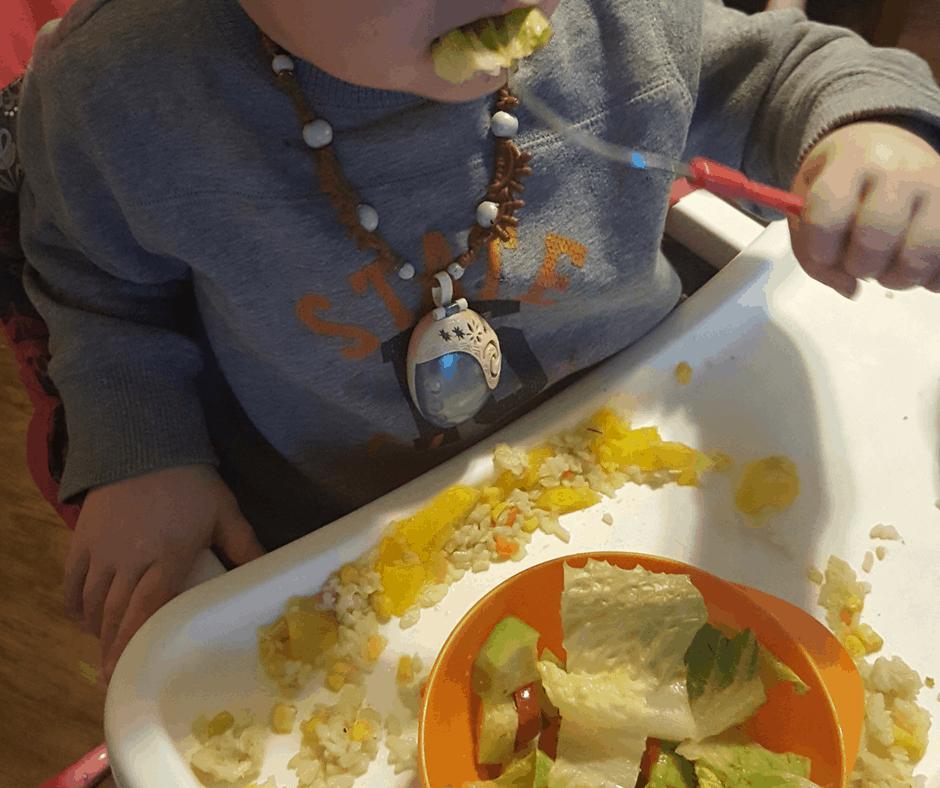 get toddlers to eat veggies