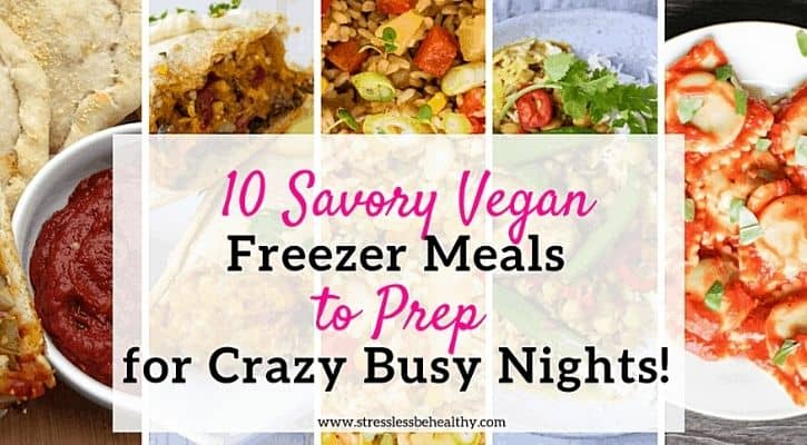Looking for vegan freezer meals that actually reheat well? Check these ten delicious meals that you and your children will love!