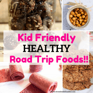 healthy road trip foods