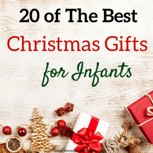 best Christmas gifts for infants