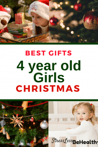 24+ Amazing Christmas Gifts for 4 year old girls