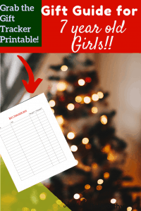 16 Ideas For What To Get 7 Year Old Little Girl For Christmas