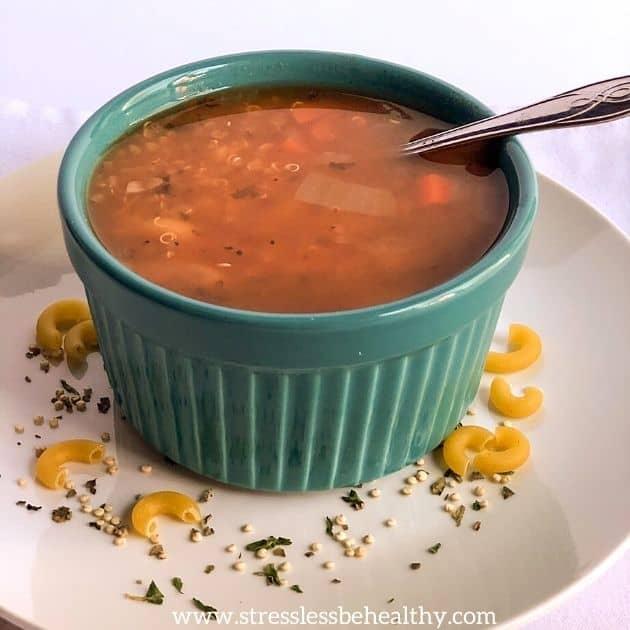 Super Soup: The Best Vegan Quinoa Soup Recipe!