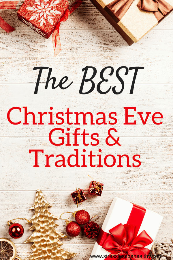 Christmas Eve Gift Traditions & What to Gift!