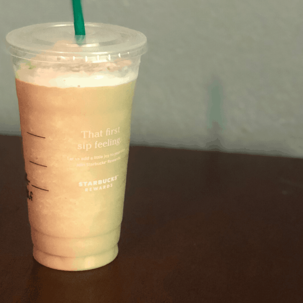 Healthy Homemade Vegan Frappuccino Recipe