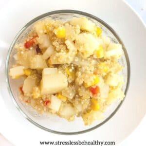 easy vegan quinoa stew recipe