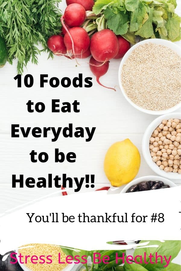 foods to eat daily