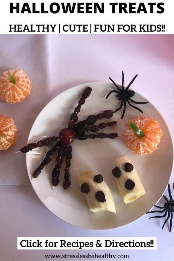 3 super cute halloween treats