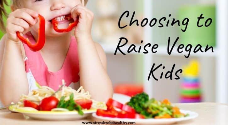 choosing vegan