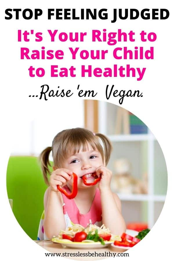 How To Deal With Non-Vegans While Raising Vegan Kids