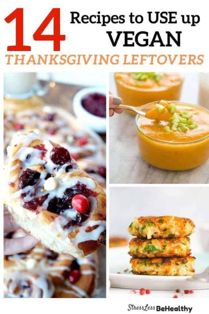 vegan thanksgiving leftovers