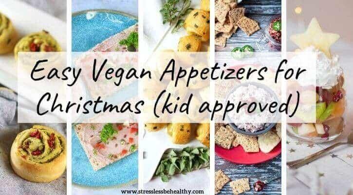 vegan christmas appetizers