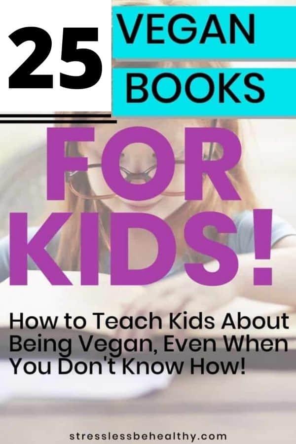 vegan kids books