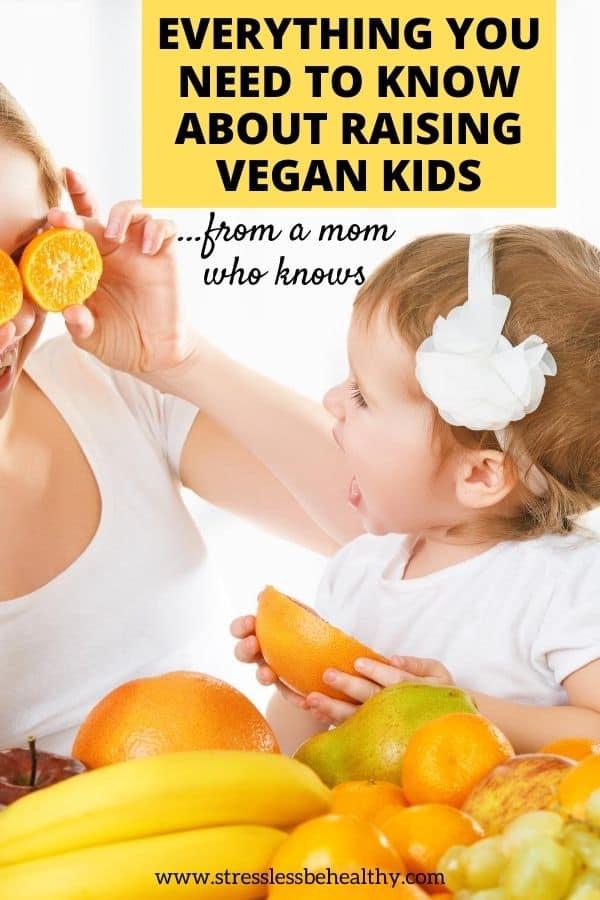 vegan ultimate guide