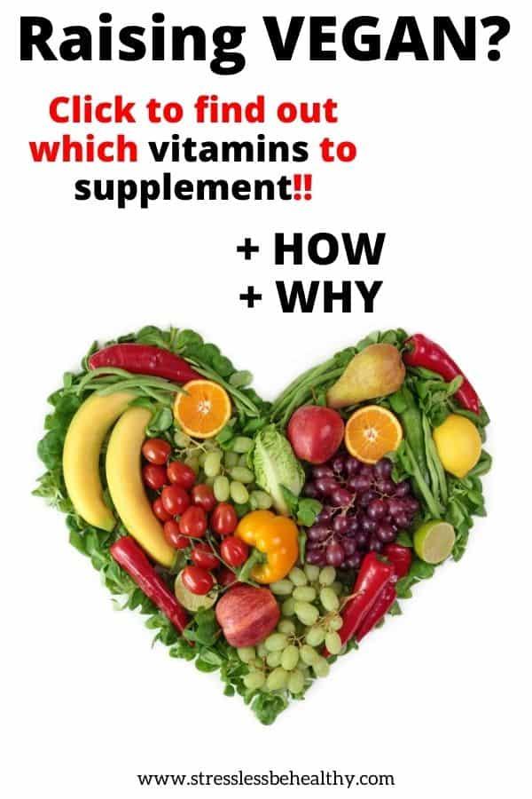 vegan vitamins
