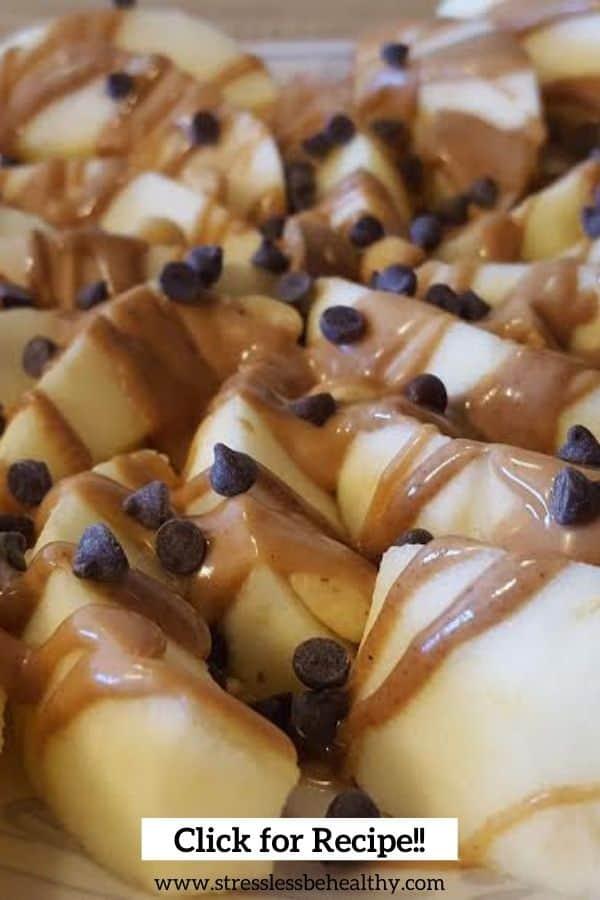 How to Make Healthy Apple Nachos