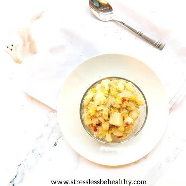 easy vegan quinoa stew recipe 3